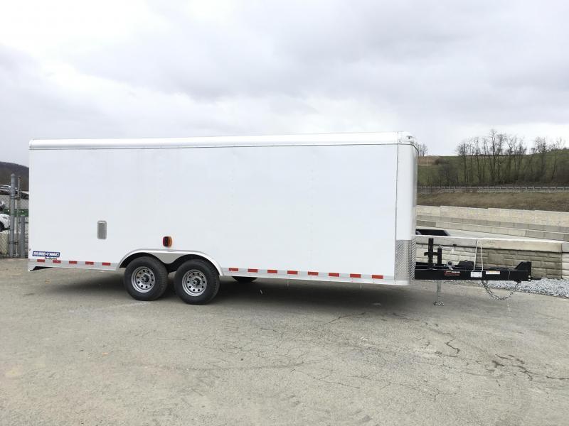 2018 Sure-Trac STRLP 8.5x20 Landscape Pro Enclosed Cargo Trailer BRICKMAN SPEC ULTIMATE LANDSCAPE TRAILER