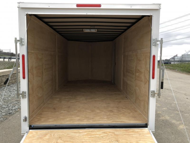 2018 Freedom 7x14' Enclosed Cargo Trailer 7000# GVW