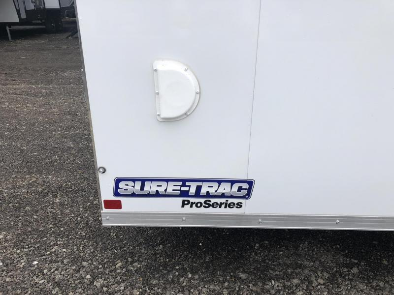 2019 Sure-Trac 8.5x24' STRLP Landscape Pro Package Trailer 9900# GVW