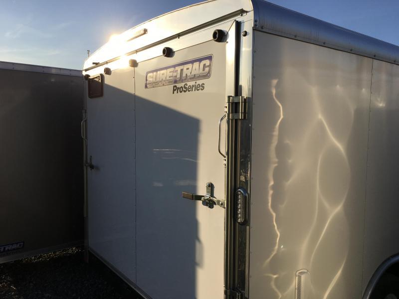 2017 Sure-Trac 8.5x16' PROFESSIONAL LANDSCAPER Enclosed Cargo Trailer 9900# GVW - VARIOUS OPTIONS