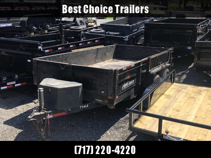 2013 Bri-Mar Trade In Dump Trailer in Ashburn, VA