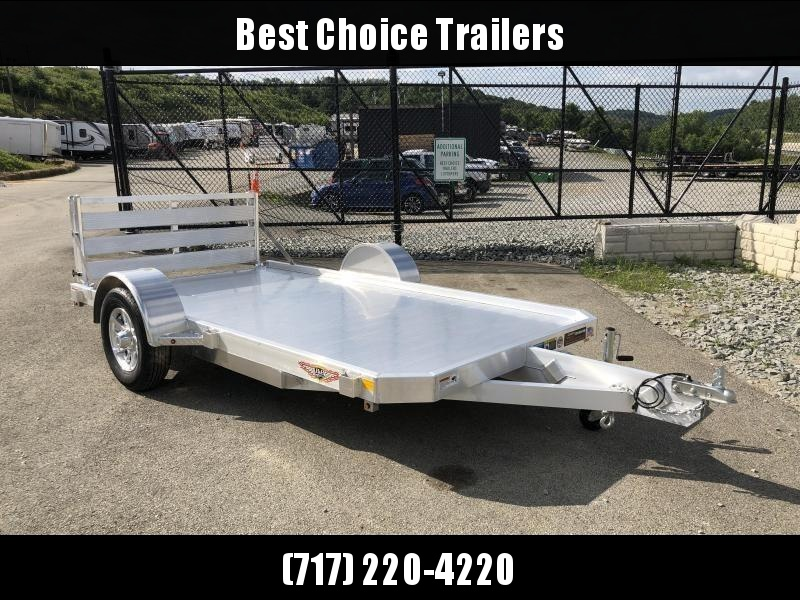 2018 H&H 6x10' LSA Utility Trailer 2990# GVW * CLEARANCE