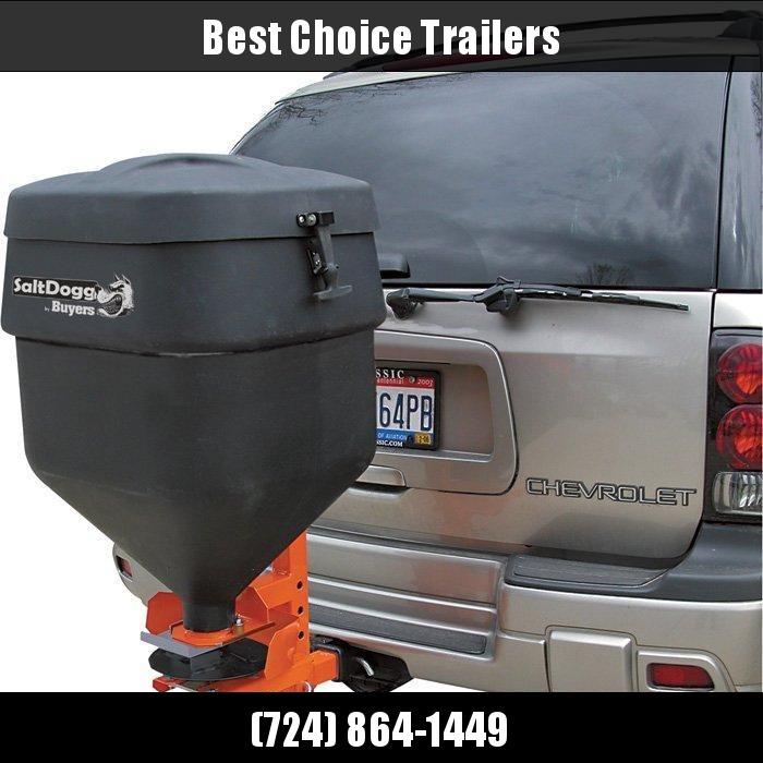 SaltDogg TGSUV1B SUV Tailgate Spreader - 4.4 cu. ft.