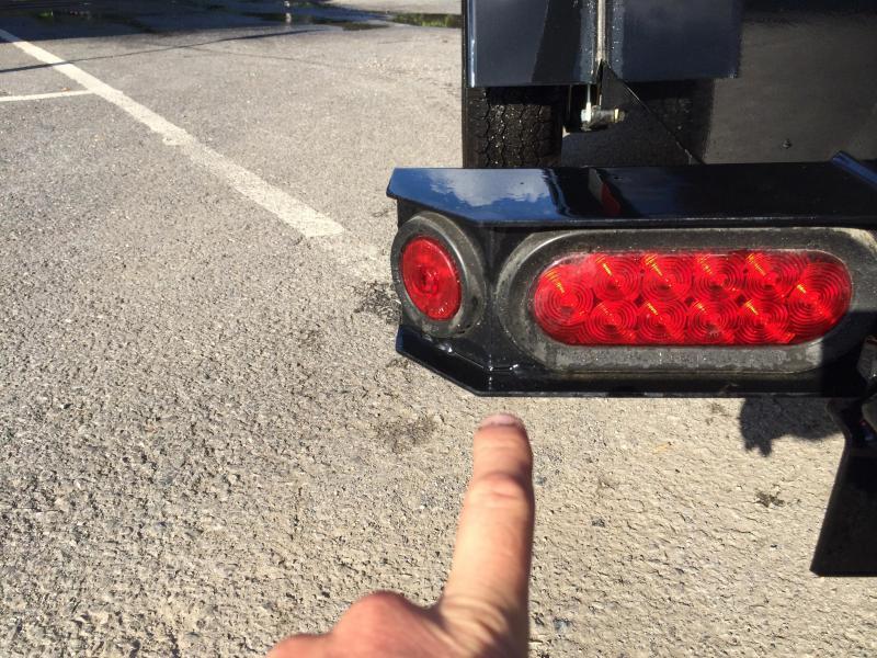 2019 Sure-Trac 6x10' Steel High Side Utility Trailer 2990# GVW