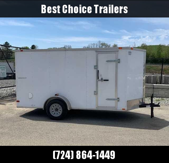 2016 Bendron Titan Trade In Enclosed Cargo Trailer