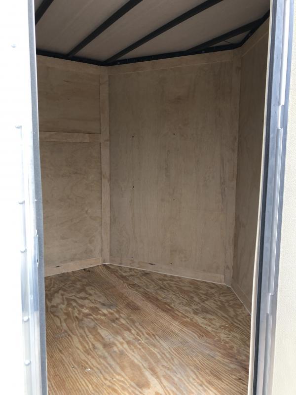 2018 Freedom 7x16' Enclosed Cargo Trailer 7000# GVW * CLEARANCE - FREE ALUMINUM WHEELS