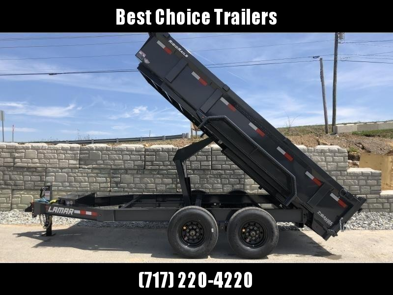 New Pink and Charcoal for sale   7x12 Trailers For Sale
