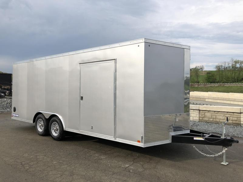 2018 Sure-Trac 8.5x20' Enclosed Car Trailer 9900# GVW