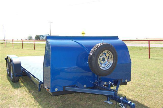 2019 Kwik Load 7x18' Texas Rollback Car Trailer 7000# GVW