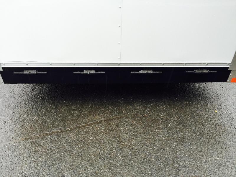2020 Sure-Trac 7x16' Enclosed Cargo Trailer 7000# GVW * SCREWLESS EXTERIOR * ROUND TOP * ALUMINUM WHEELS