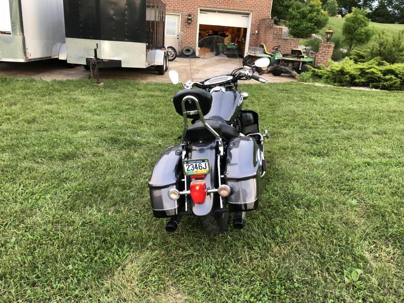 2009 Yamaha V Star 1300CC Motorcycle 13K