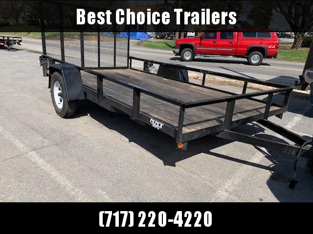 2016 Other NNT Used Utility Utility Trailer
