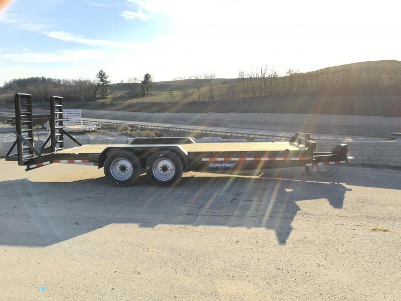 2018 sure trac implement 7x20 16000 equipment trailer 8k axles 2018 sure trac implement 7x20 16000 equipment trailer 8k axles publicscrutiny Images