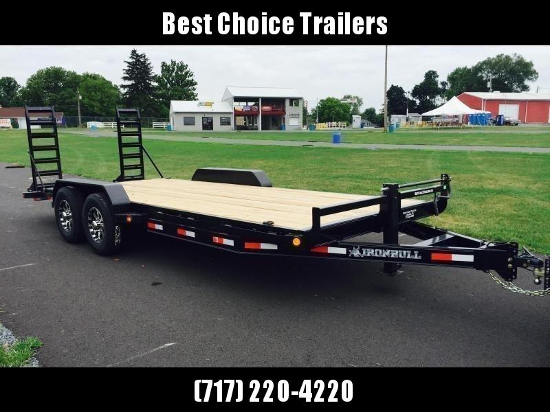 2019 Norstar Ironbull 7x18' Equipment Trailer 14000# GVW in Ashburn, VA