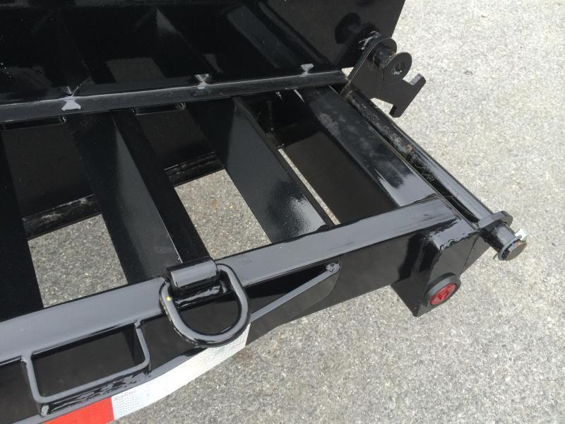 2019 Sure-Trac 102x25+5 22K Gooseneck Beavertail Deckover Trailer * DUAL TANDEM * PIERCED FRAME * 2 FLIPOVER RAMPS
