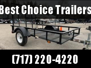 USED 2016 Carry-On Utility Trailer 2000# GVW