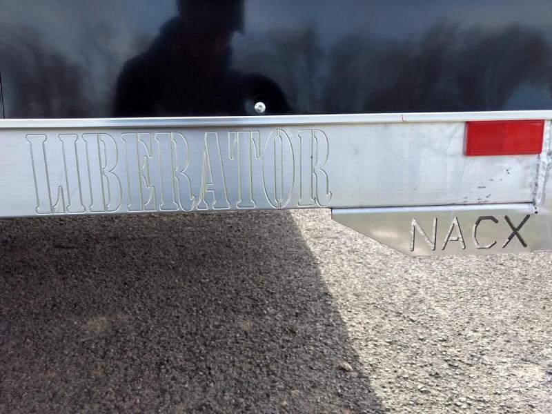 2019 NEO 8.5x26' NACX Aluminum Spread Axle Round Top Enclosed Car Hauler Trailer 9990# GVW NACX2685R * NUDO FLOOR/RAMP *  CABINETS * ESCAPE DOOR * 110V PACKAGE * LOADED