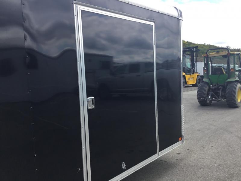 2019 Sure-Trac 8.5x24' Enclosed Car Trailer 9900# GVW - STRCH10224TA-100
