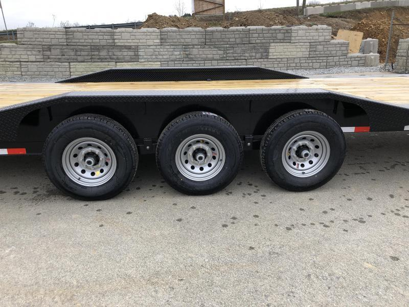 "2019 Ironbull 102x40' Gooseneck Car Hauler Equipment Trailer 21000# * 102"" DECK * DRIVE OVER FENDERS * FULL WIDTH RAMPS"