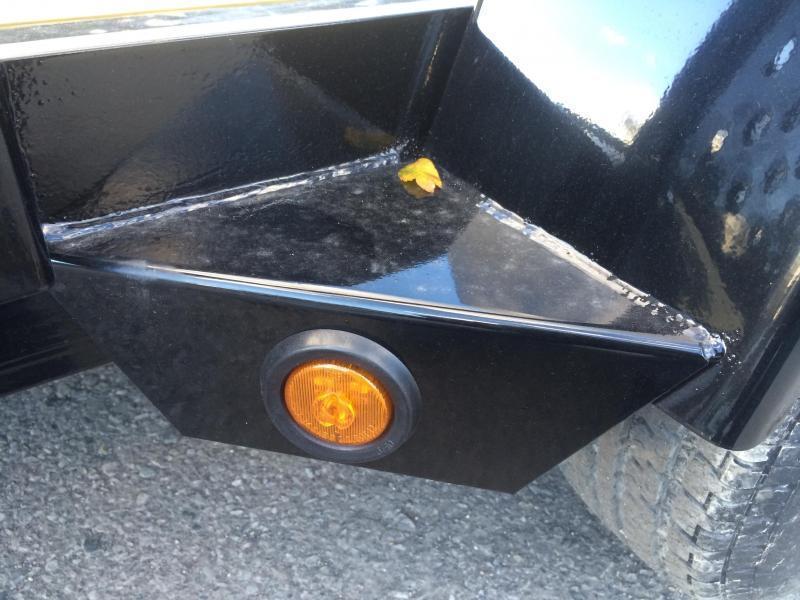 2019 Sure-Trac 7x12' Tube Top ATV Side Ramps Utility Trailer 2990# GVW