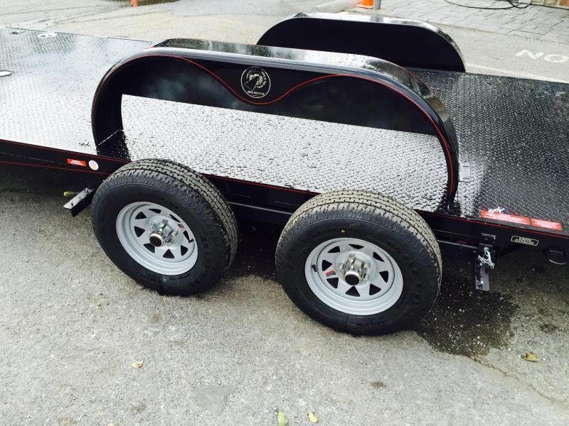 2018 Kwik Load 7x18\' Texas Rollback Car Trailer 7000# GVW | Best ...