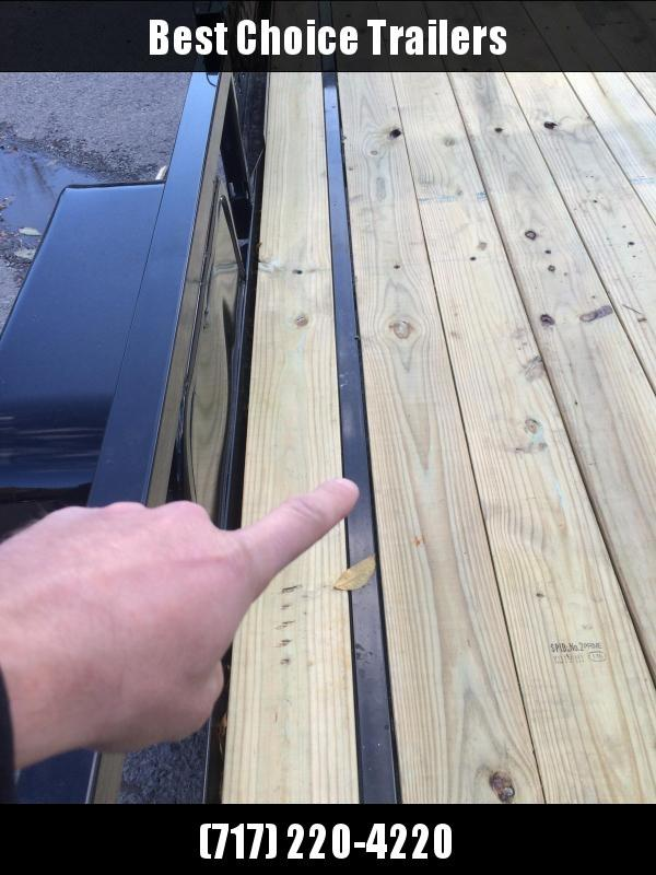 Best Deck Stain 2020 2020 Sure Trac 5x10' Tube Top Utility Landscape Trailer 2990# GVW