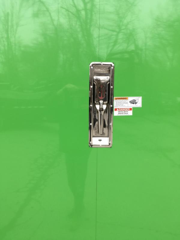 2018 NEO 7.5x33' Aluminum Enclosed All-Sport Trailer 9990# GVW LOADED * UTV * ATV * Motorcycle * Snowmobile