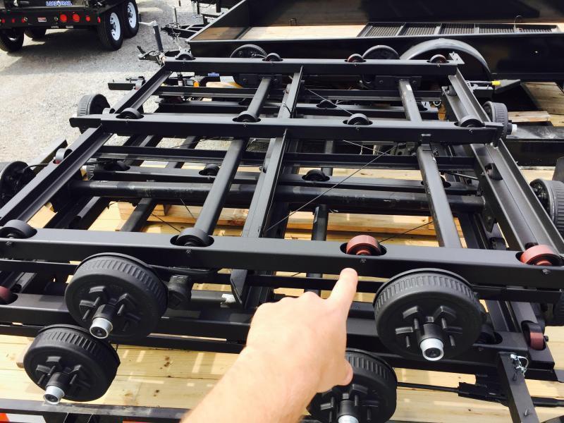 2018 Kwik Load 7x20' Texas Rollback Car Trailer 9990# GVW