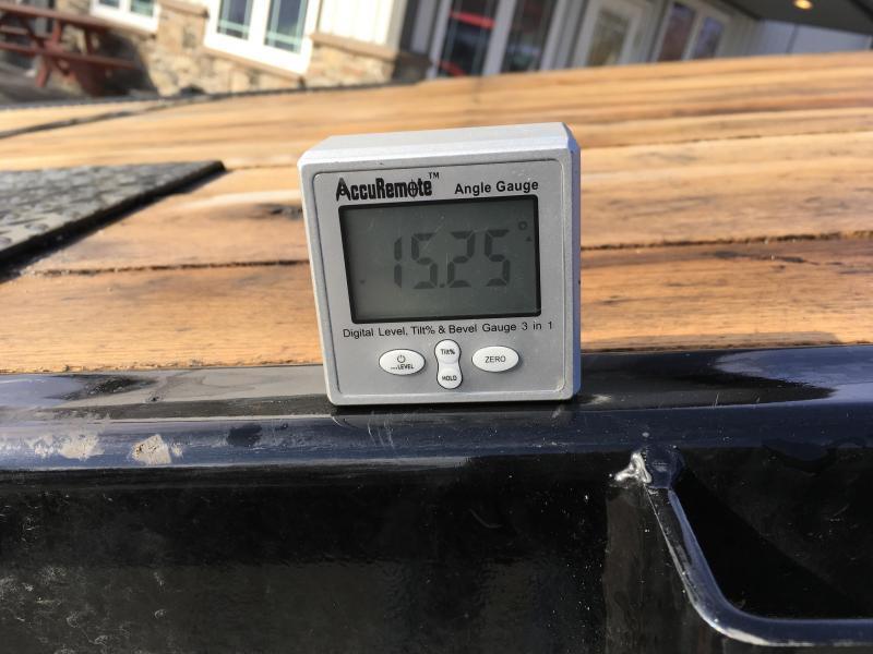 2019 Sure-Trac 102x24' Gooseneck Power Tilt Deckover 17600# GVW * 8K AXLE UPGRADE * WINCH PLATE * OAK DECK