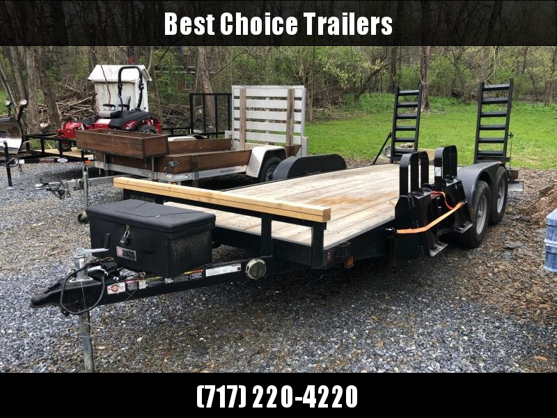 2006 Carry-On Trade In Equipment Trailer in Ashburn, VA