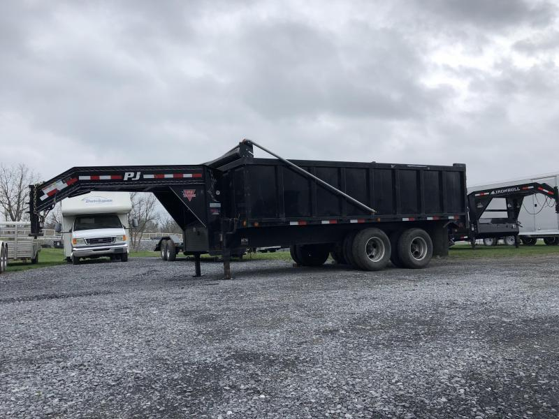 2015 PJ Trailers Trade In Dump Trailer