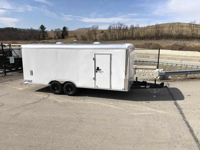 2019 Sure-Trac STRLP 8.5x20 Landscape Pro Enclosed Cargo Trailer BRICKMAN SPEC ULTIMATE LANDSCAPE TRAILER