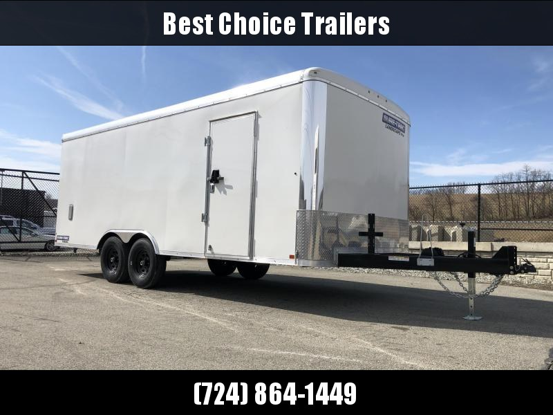 2019 Sure-Trac STRLP 8.5x20 Landscape Pro Enclosed Cargo Trailer BRICKMAN SPEC ULTIMATE LANDSCAPE TRAILER in Ashburn, VA