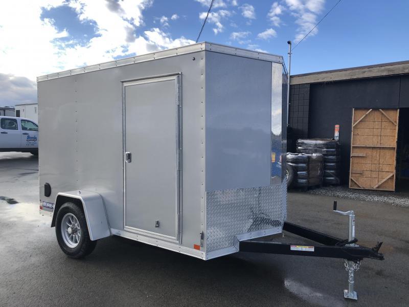 2018 Sure-Trac 6x10' STW Enclosed Cargo Trailer 2990# GVW