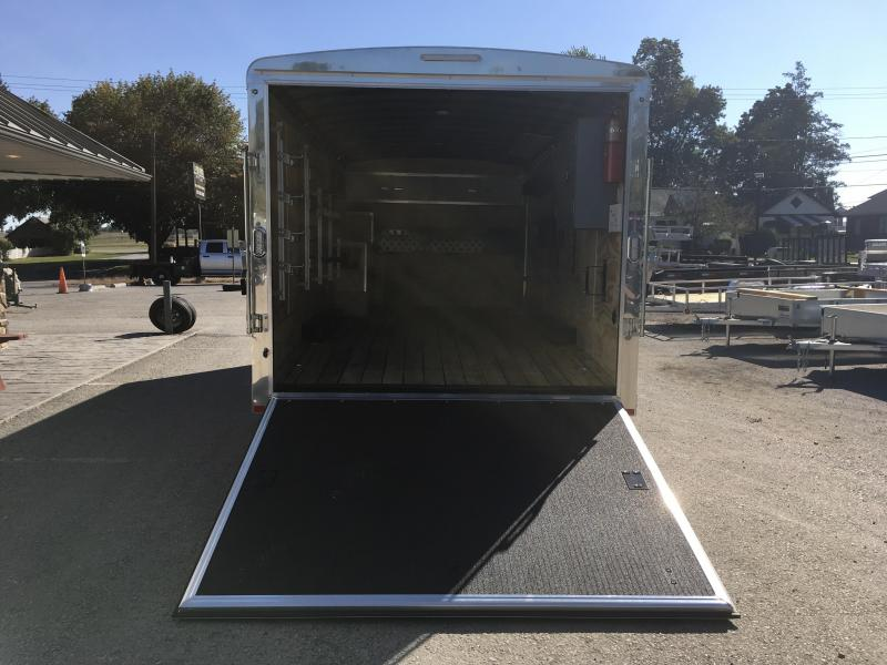 2018 Sure-Trac 8.5x20' Enclosed Landscape Trailer 9900# GVW - TONS OF OPTIONS