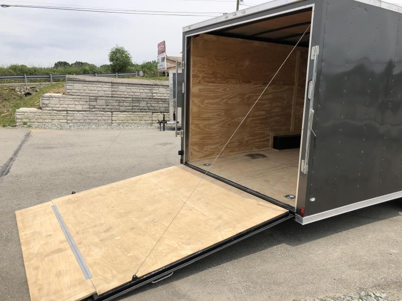 2018 Rock Solid 8.5x24' Enclosed Car Trailer 7000# GVW