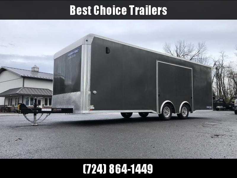 2019 Sure Trac Racing Pro Enclosed Car Hauler Trailer * CBNRP10224TA-100 * NEW MODEL * LOADED * FULL ESCAPE HATCH in Ashburn, VA