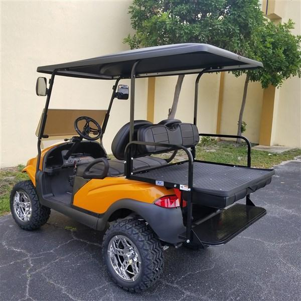 CLUB CAR PRECEDENT ELECTRIC CADDY STYLE GOLF CART