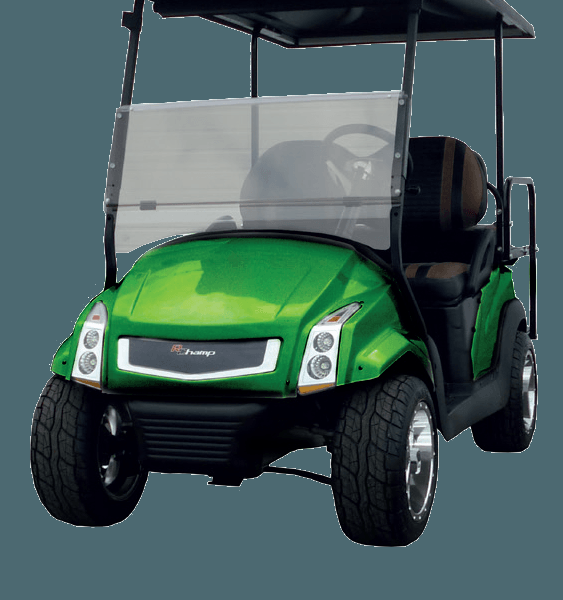 Club Car Precedent Full body kit Rchamp 7 Color Options