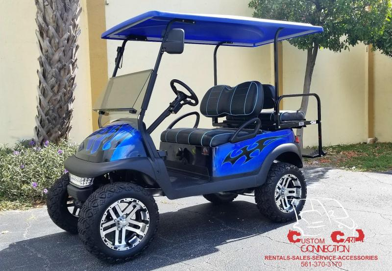 2013 Gas Club Car Precedent Golf Cart