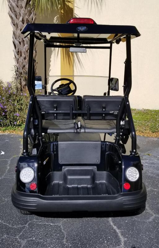 2019 Black Tomberlin E-Merge E2 Revenge Golf Cart