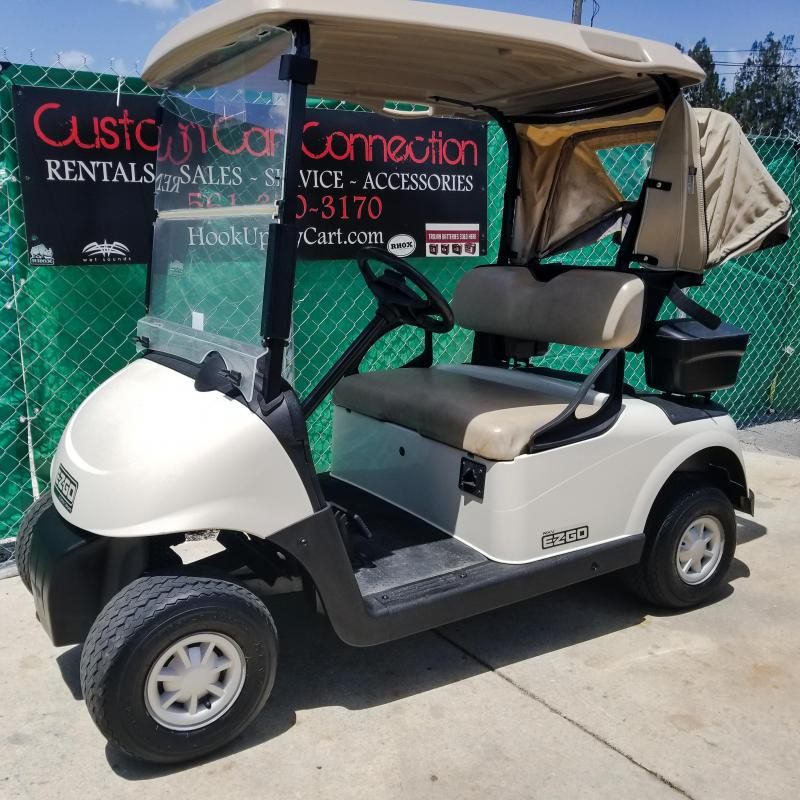 2015 EZ GO RXV GOLF CART