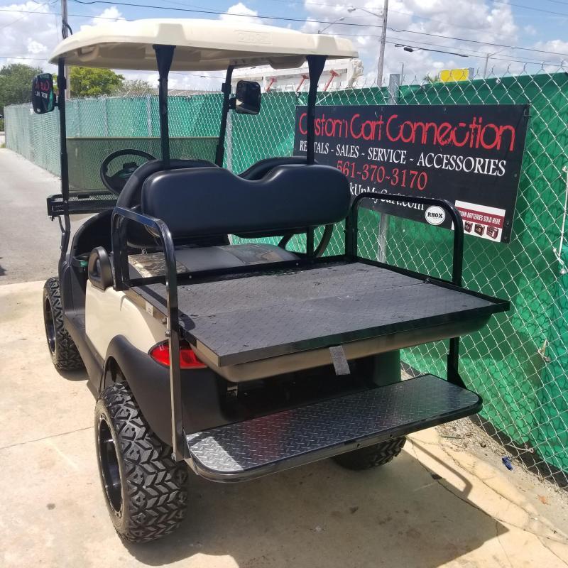 "Club Car Precedent Golf Cart with 6"" A-ARM LIFT (High Speed Code 20 MPH)"