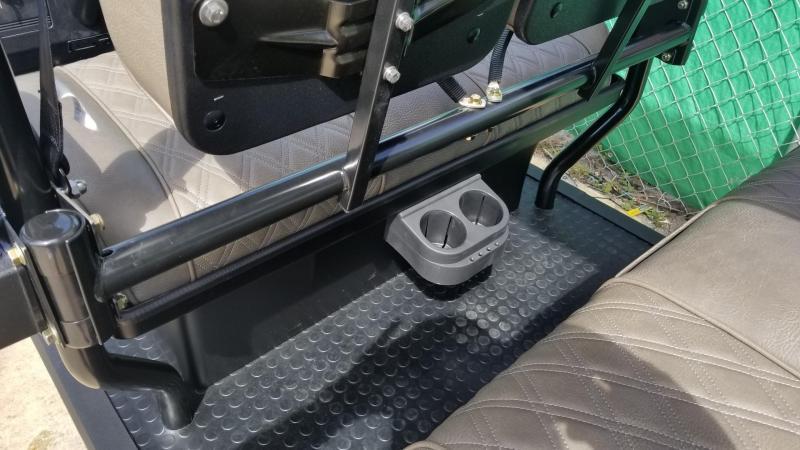 "2019 LSV Tomberlin E-MERGE Ghosthawk (Power Steering / Heavy Duty 6"" LIFT Kit / 14"" All Terrain Rims & Tires)"