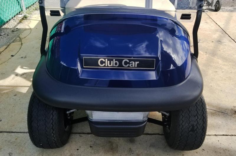 2018 EFI Fuel Injected Club Car Precedent Golf Cart