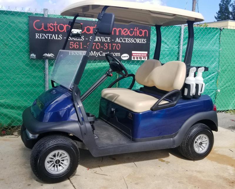2018 Gas Club Car Precedent Golf Cart