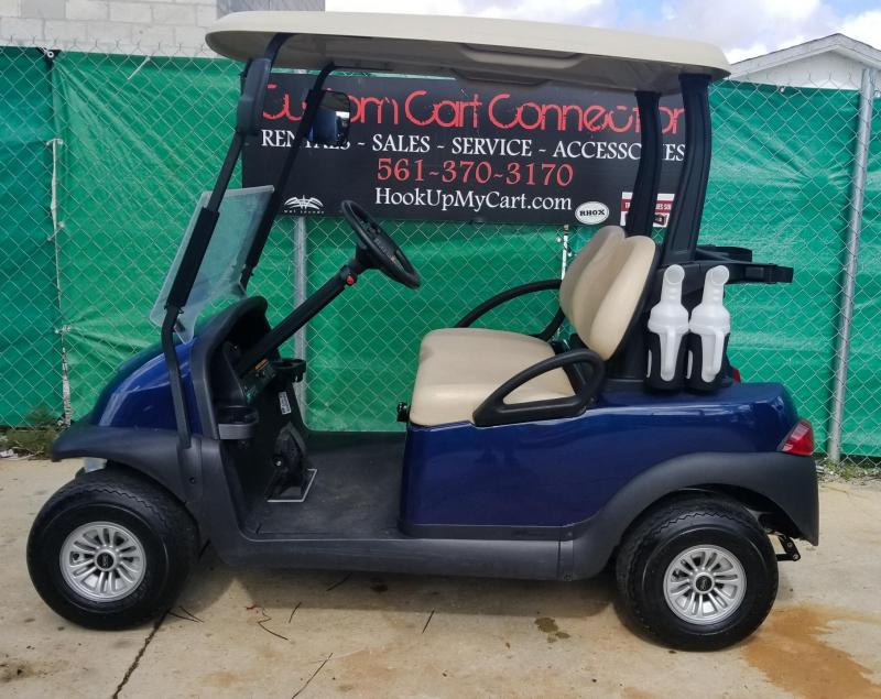 2018 Gas Club Car Precedent Golf Cart