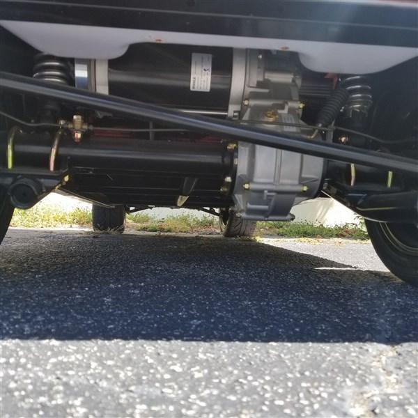 2019 Gunsmoke Tomberlin E-Merge E4 LE Plus with POWER STEERING