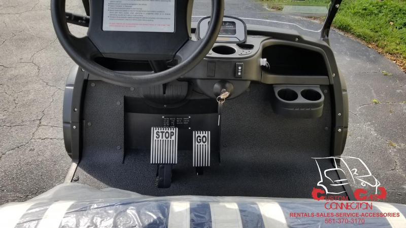 2019 ICON I60L GOLF CART 25+ MPH
