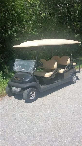 6 PASSENGER CARTS STARTING @ $7500 Built to Order
